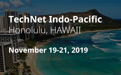 Code Dx will be exhibiting at TechNet Indo-Pacific 2019